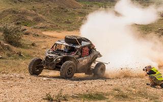 """""""Dakar-ul Dobrogei"""" - 50 de echipaje internaționale vor parcurge un traseu dificil, de 550 de kilometri"""