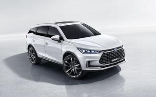 Chinezii de la BYD au livrat primele SUV-uri electrice în Europa