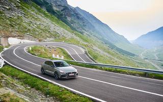 FOTOREPORTAJ: O dimineață cu Hyundai i30 Fastback N pe Transfăgărășan