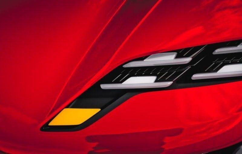 Porsche dezvăluie un teaser pentru un nou concept electric - Poza 1