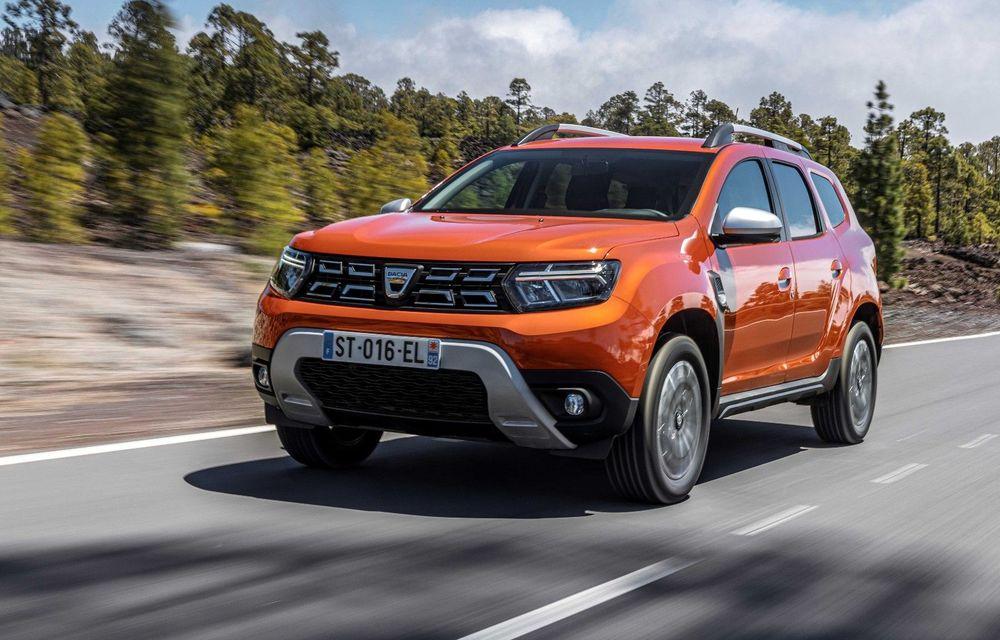 Dacia deschide comenzile pentru Duster facelift: prețuri de la 14.100 de euro - Poza 1