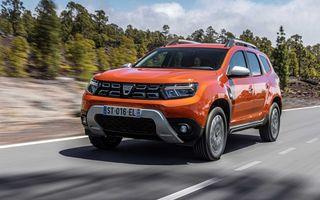 Dacia deschide comenzile pentru Duster facelift: prețuri de la 14.100 de euro