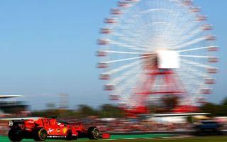 Marele Premiu de Formula 1 al Japoniei, anulat și în 2021
