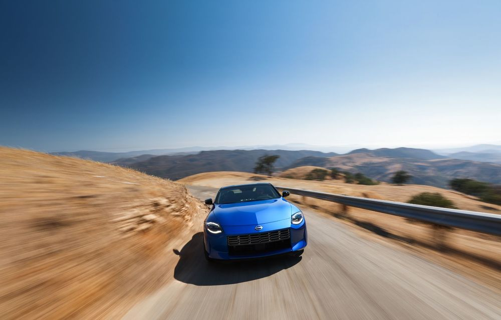 Urmașul lui Nissan 370Z este aici: se numește Nissan Z și vine tot cu motor V6 - Poza 7