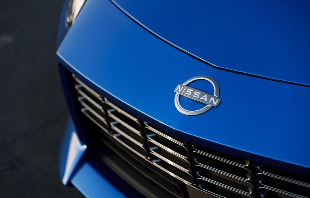 Urmașul lui Nissan 370Z este aici: se numește Nissan Z și vine tot cu motor V6 - Poza 15