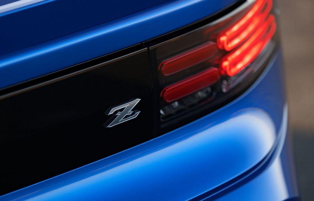 Urmașul lui Nissan 370Z este aici: se numește Nissan Z și vine tot cu motor V6 - Poza 16