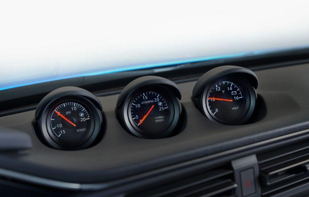 Urmașul lui Nissan 370Z este aici: se numește Nissan Z și vine tot cu motor V6 - Poza 25