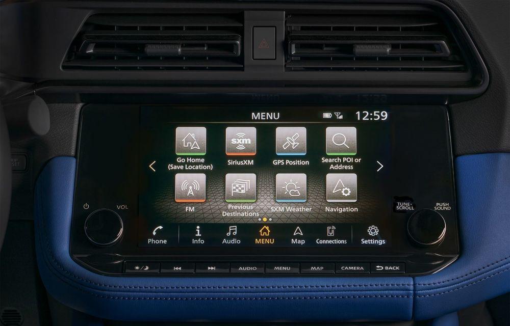 Urmașul lui Nissan 370Z este aici: se numește Nissan Z și vine tot cu motor V6 - Poza 28