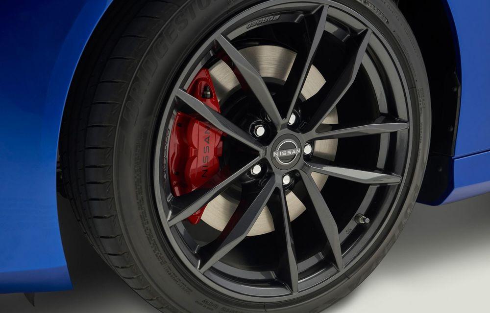 Urmașul lui Nissan 370Z este aici: se numește Nissan Z și vine tot cu motor V6 - Poza 36