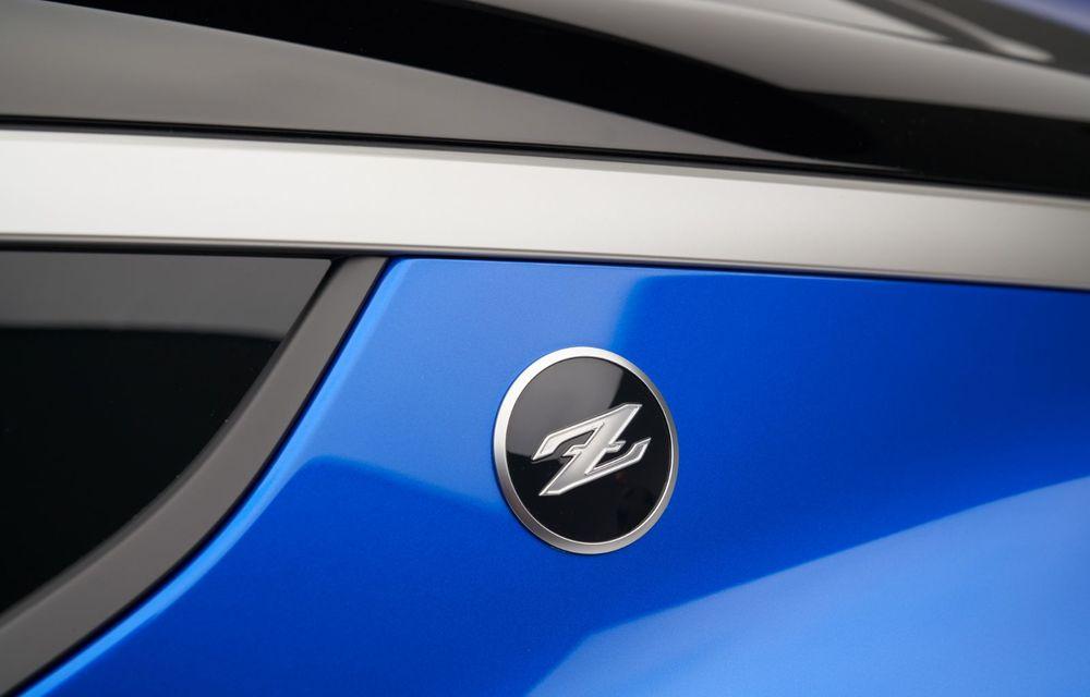 Urmașul lui Nissan 370Z este aici: se numește Nissan Z și vine tot cu motor V6 - Poza 37