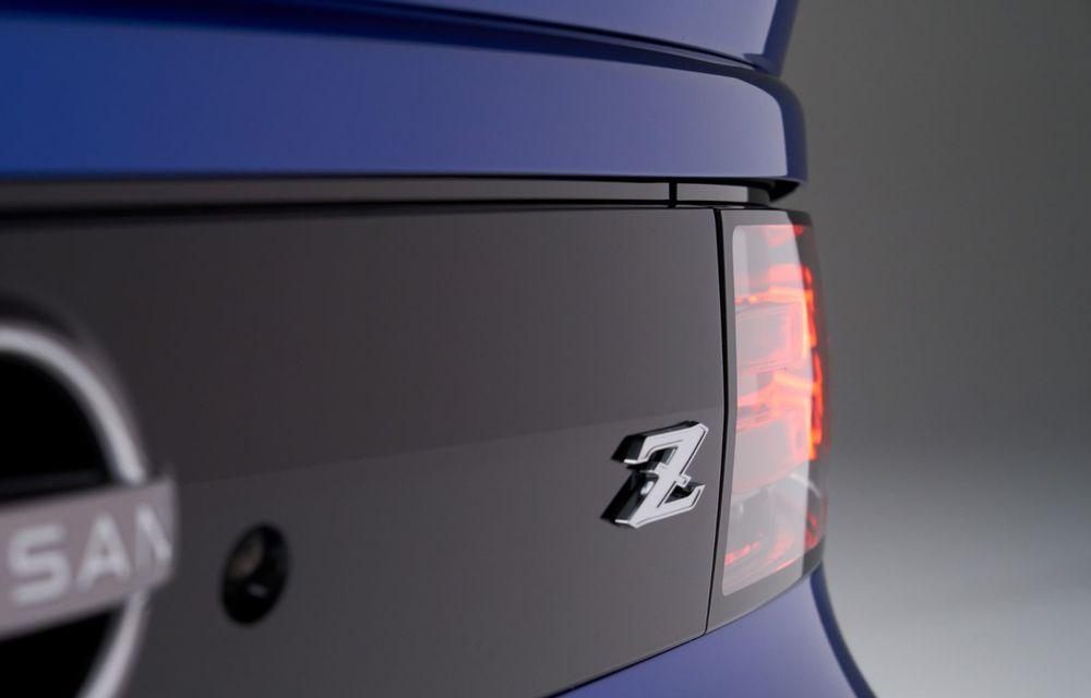 Urmașul lui Nissan 370Z este aici: se numește Nissan Z și vine tot cu motor V6 - Poza 39