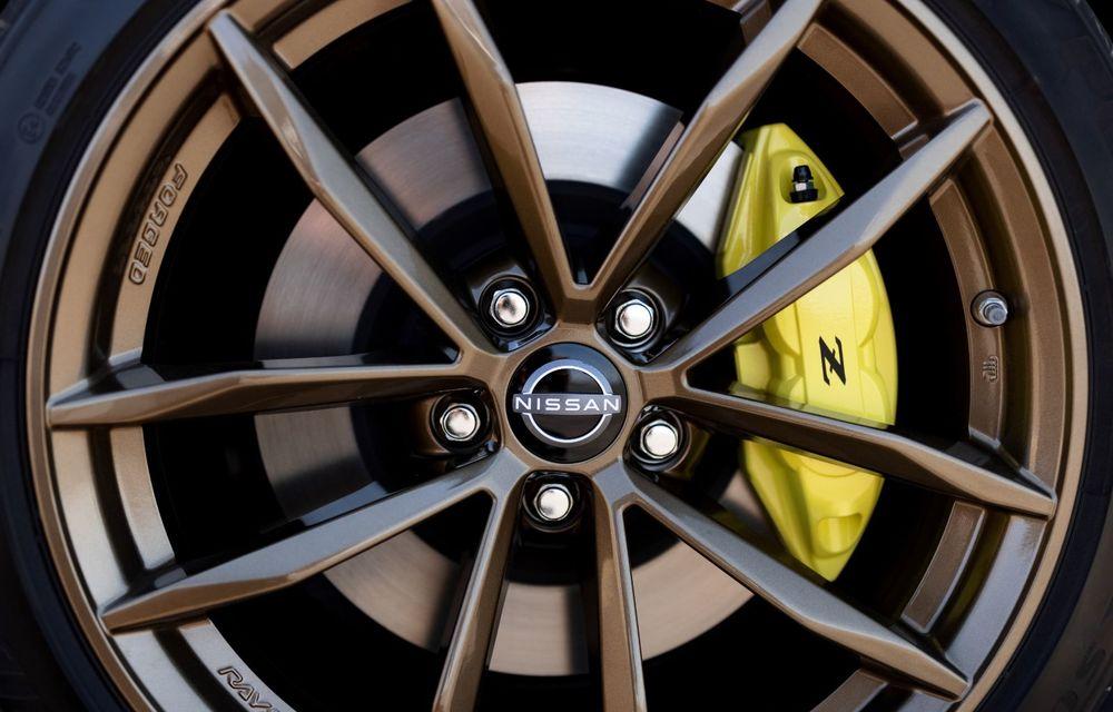Urmașul lui Nissan 370Z este aici: se numește Nissan Z și vine tot cu motor V6 - Poza 49