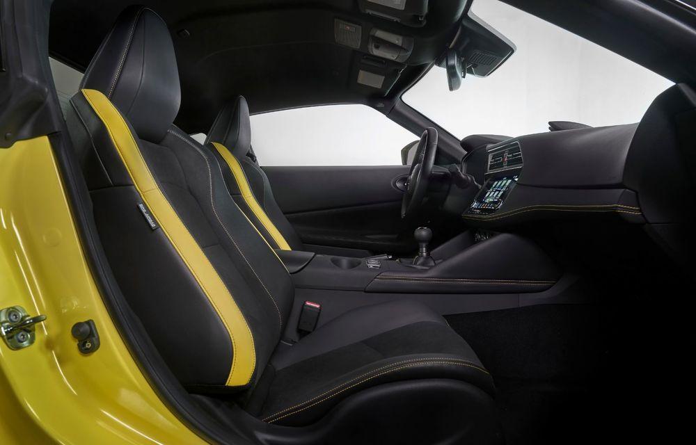 Urmașul lui Nissan 370Z este aici: se numește Nissan Z și vine tot cu motor V6 - Poza 50