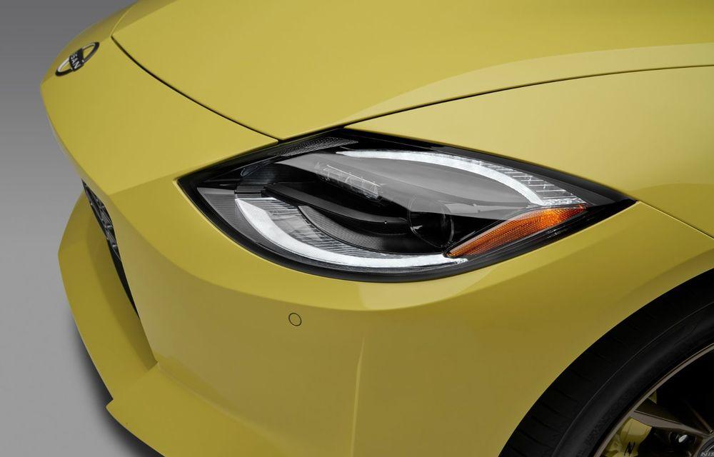 Urmașul lui Nissan 370Z este aici: se numește Nissan Z și vine tot cu motor V6 - Poza 64