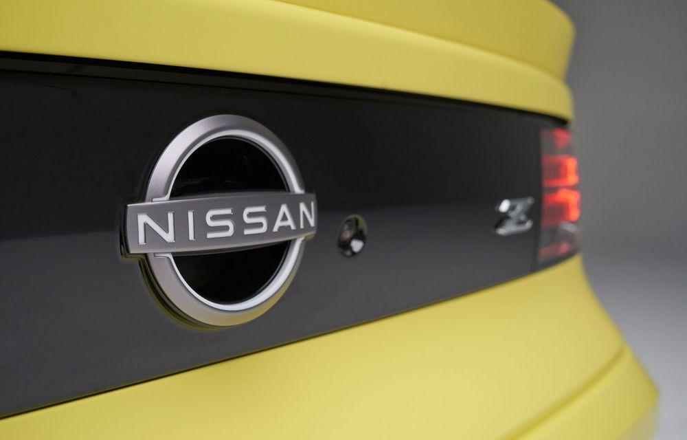 Urmașul lui Nissan 370Z este aici: se numește Nissan Z și vine tot cu motor V6 - Poza 67