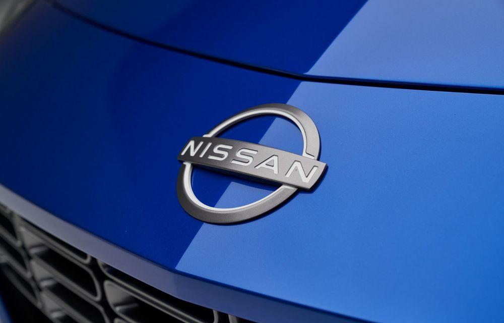 Urmașul lui Nissan 370Z este aici: se numește Nissan Z și vine tot cu motor V6 - Poza 34