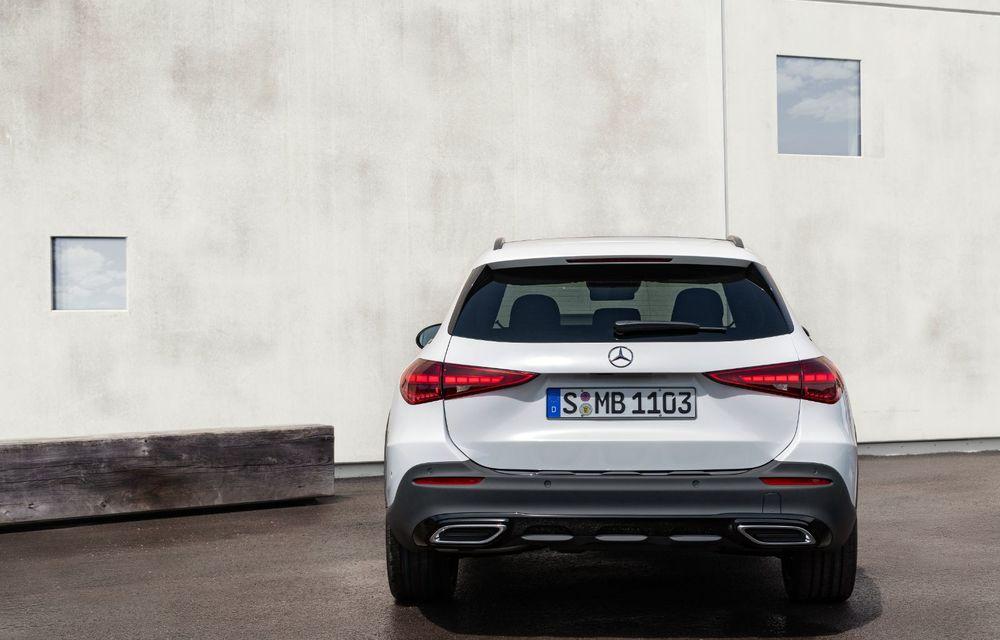 Mercedes prezintă Clasa C All-Terrain: gardă la sol mai mare și tracțiune integrală în standard - Poza 6