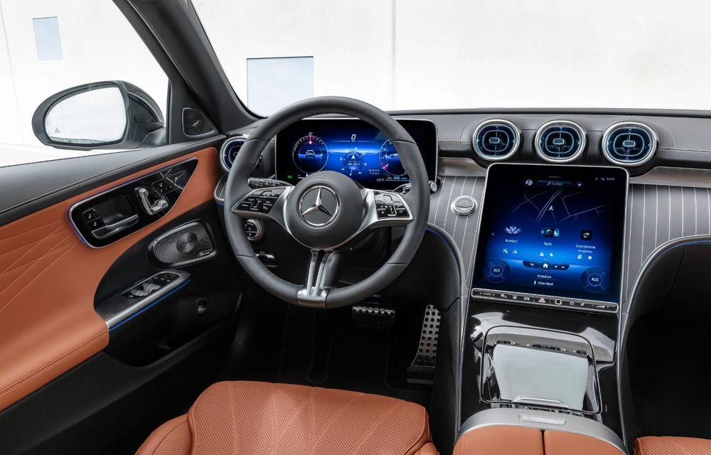 Mercedes prezintă Clasa C All-Terrain: gardă la sol mai mare și tracțiune integrală în standard - Poza 13
