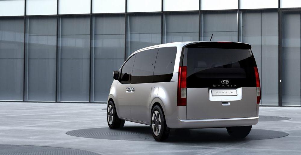 Hyundai Staria este un monovolum de lux cu 11 locuri, care costă 56.000 de euro - Poza 9