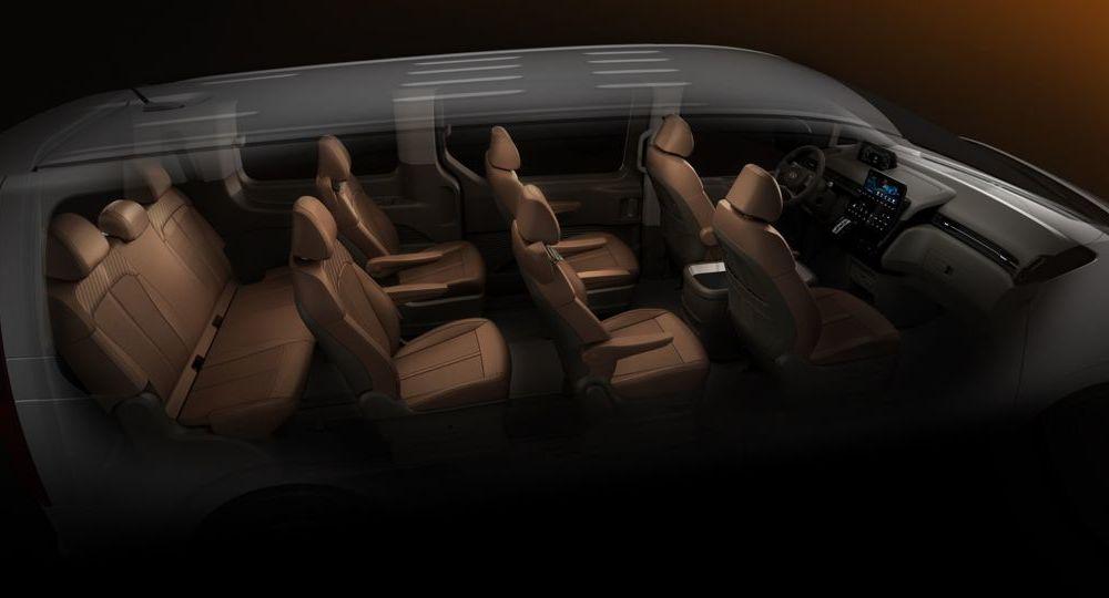 Hyundai Staria este un monovolum de lux cu 11 locuri, care costă 56.000 de euro - Poza 12