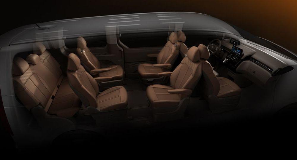 Hyundai Staria este un monovolum de lux cu 11 locuri, care costă 56.000 de euro - Poza 13