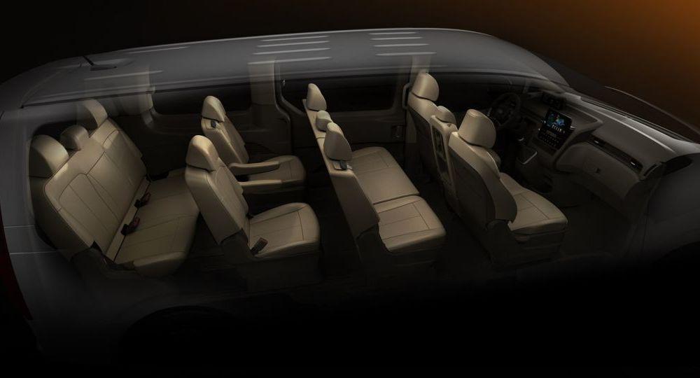 Hyundai Staria este un monovolum de lux cu 11 locuri, care costă 56.000 de euro - Poza 14