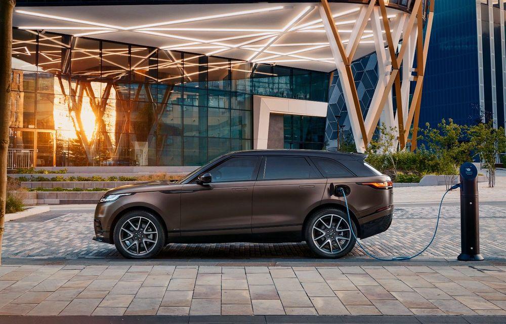 Range Rover Velar primește îmbunătățiri: update-uri over-the-air și sistem de purificare a aerului - Poza 1