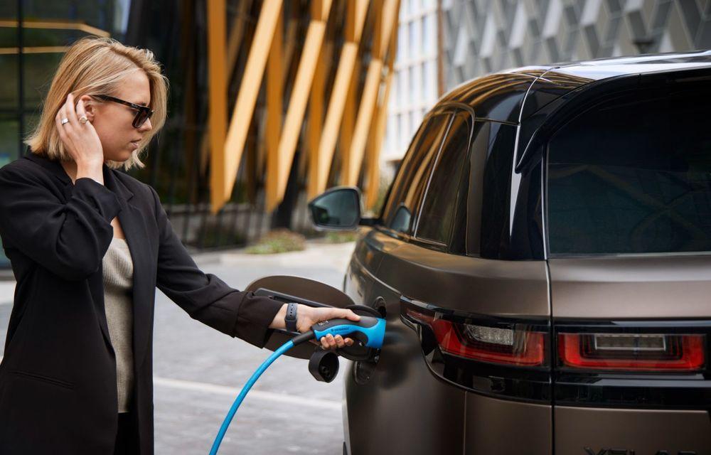 Range Rover Velar primește îmbunătățiri: update-uri over-the-air și sistem de purificare a aerului - Poza 4