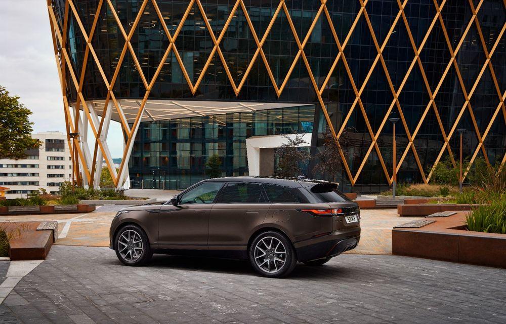 Range Rover Velar primește îmbunătățiri: update-uri over-the-air și sistem de purificare a aerului - Poza 2