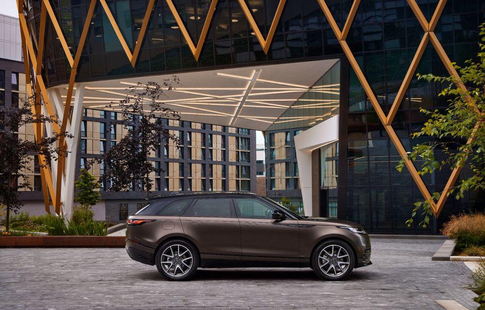 Range Rover Velar primește îmbunătățiri: update-uri over-the-air și sistem de purificare a aerului - Poza 3