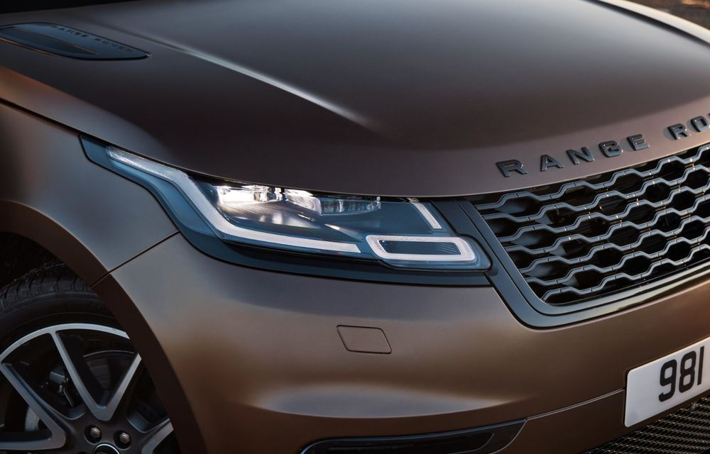 Range Rover Velar primește îmbunătățiri: update-uri over-the-air și sistem de purificare a aerului - Poza 5