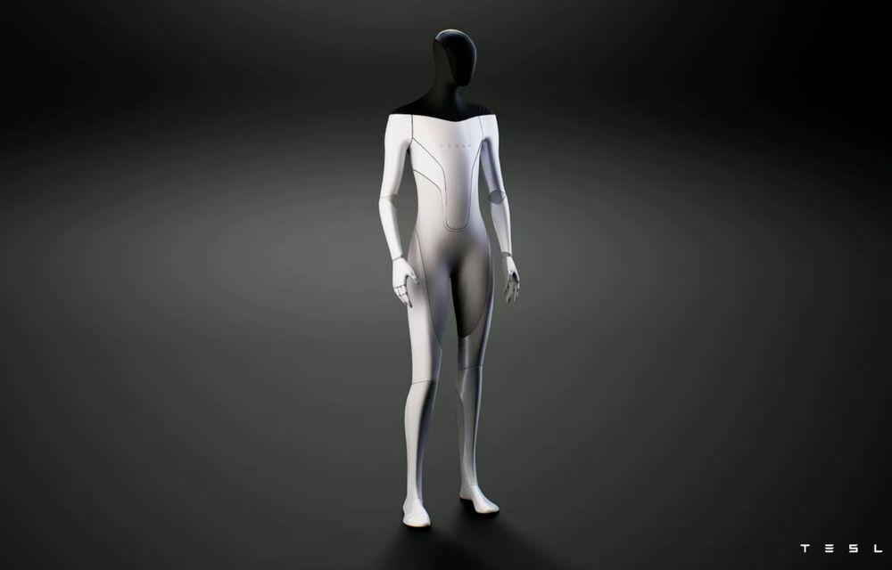 Fanteziile lui Elon Musk: acesta este robotul umanoid Tesla Bot, programat să apară în 2022 - Poza 1
