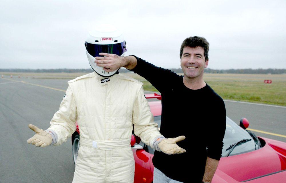 Concurență pentru Top Gear: Fondatorul X-Factor, Simon Cowell, pregătește o nouă emisiune auto - Poza 1