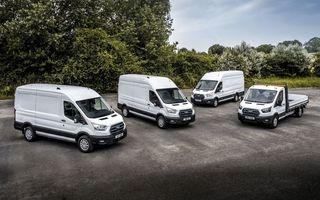 Ford începe testele cu utilitara electrică E-Transit în Europa