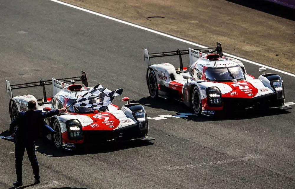 Toyota scrie istorie la Le Mans. Niponii bifează a patra victorie consecutivă pe legendarul circuit francez - Poza 1