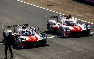 Toyota scrie istorie la Le Mans. Niponii bifează a patra victorie consecutivă pe legendarul circuit francez