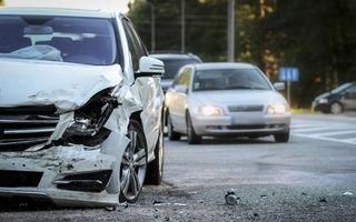 STUDIU: Care sunt cele mai frecvent avariate mașini din Europa