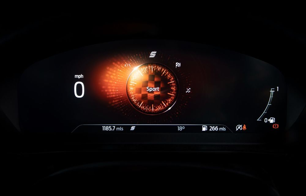 Ford Focus ST Edition: suspensie nouă, jante mai ușoare și gardă la sol mai mică - Poza 34