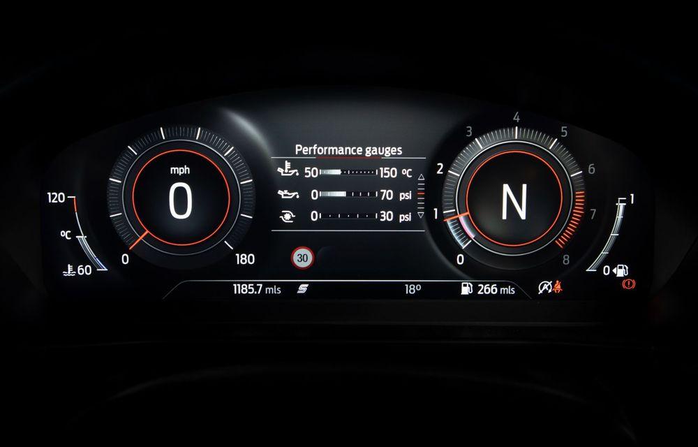 Ford Focus ST Edition: suspensie nouă, jante mai ușoare și gardă la sol mai mică - Poza 32