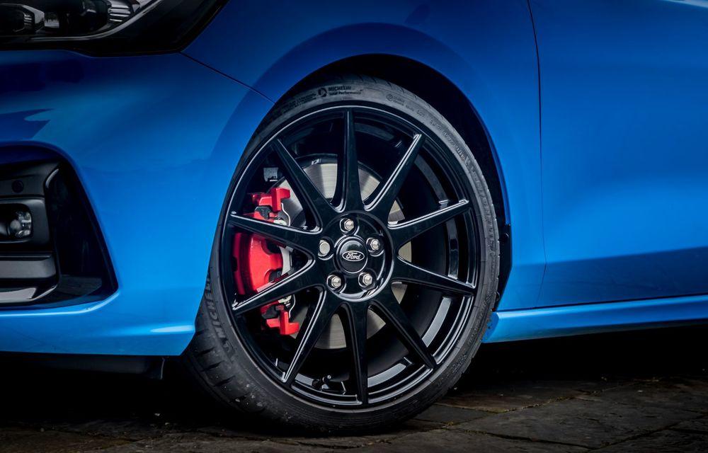 Ford Focus ST Edition: suspensie nouă, jante mai ușoare și gardă la sol mai mică - Poza 47