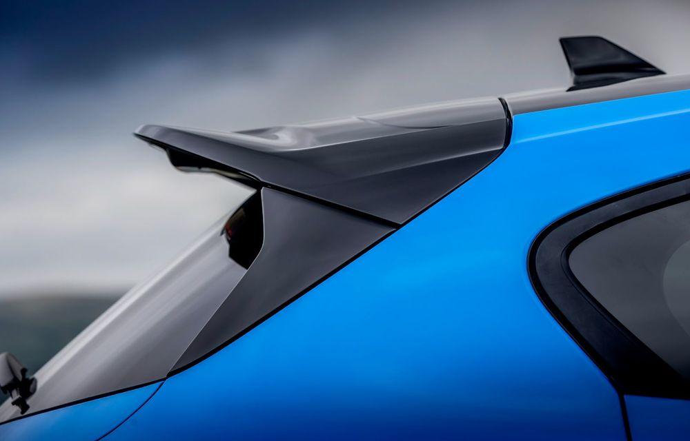 Ford Focus ST Edition: suspensie nouă, jante mai ușoare și gardă la sol mai mică - Poza 45
