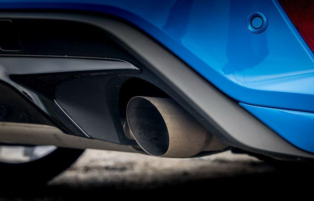 Ford Focus ST Edition: suspensie nouă, jante mai ușoare și gardă la sol mai mică - Poza 46