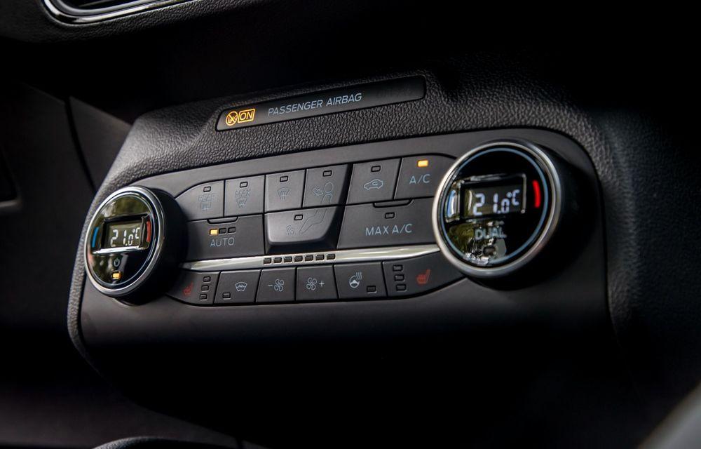 Ford Focus ST Edition: suspensie nouă, jante mai ușoare și gardă la sol mai mică - Poza 31