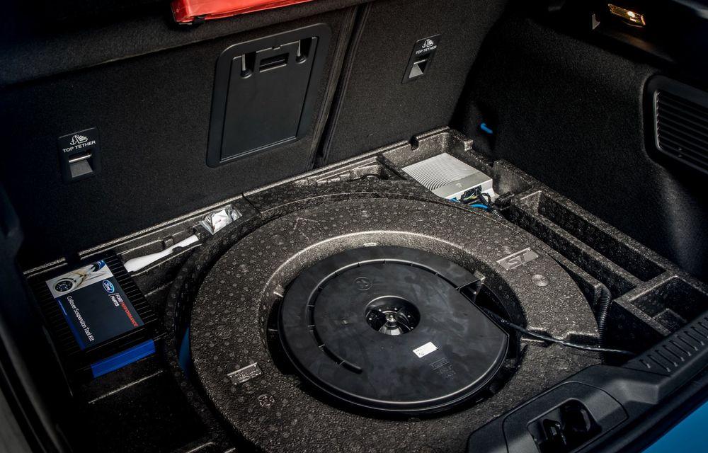 Ford Focus ST Edition: suspensie nouă, jante mai ușoare și gardă la sol mai mică - Poza 39
