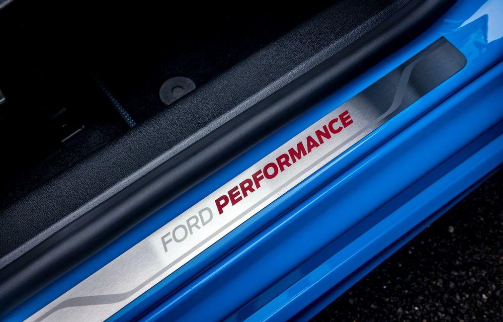 Ford Focus ST Edition: suspensie nouă, jante mai ușoare și gardă la sol mai mică - Poza 37