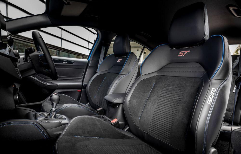 Ford Focus ST Edition: suspensie nouă, jante mai ușoare și gardă la sol mai mică - Poza 25