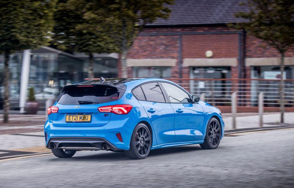 Ford Focus ST Edition: suspensie nouă, jante mai ușoare și gardă la sol mai mică - Poza 16