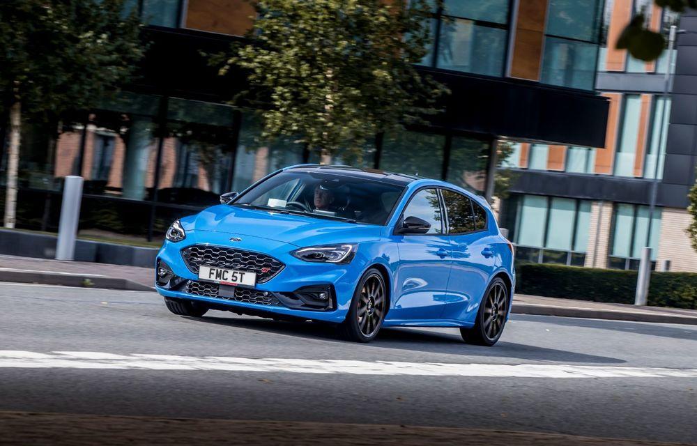 Ford Focus ST Edition: suspensie nouă, jante mai ușoare și gardă la sol mai mică - Poza 11