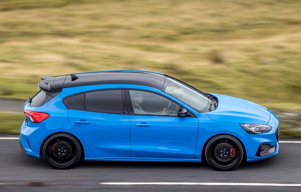 Ford Focus ST Edition: suspensie nouă, jante mai ușoare și gardă la sol mai mică - Poza 22