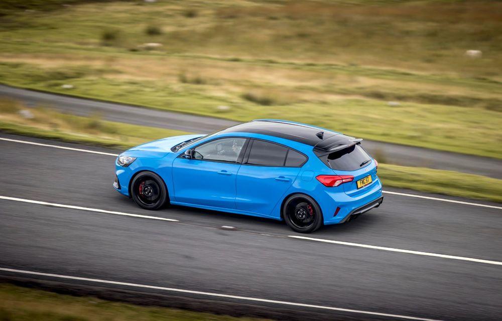 Ford Focus ST Edition: suspensie nouă, jante mai ușoare și gardă la sol mai mică - Poza 20